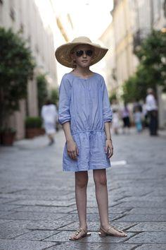 beautiful Milanese fashion
