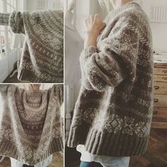 Ravelry: project gallery for the branch pattern by Junko Okamoto . Ravelry: Project Gallery for The Branch Pattern by Junko Okamoto Rec. Vogue Knitting, Hand Knitting, Knitting Sweaters, Loom Knitting, Ravelry, Diy Kleidung, Fair Isle Knitting, Knit Fashion, Knitting Designs