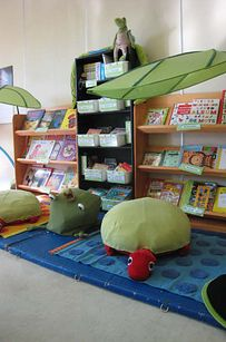 A Nature and Camping Themed Classroom |  Epic Examples Of Inspirational Classroom Decor