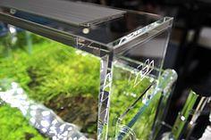 AQUASKY ist eine LED Aquarienbeleuchtung speziell entwickelt für Wasserpflanzen-Layouts in Naturaquarien.