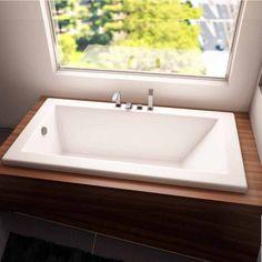 Zen Soaking Tub