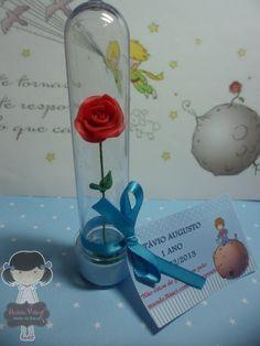 Rosa do Pequeno Principe - Tubete