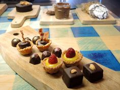 Desserts from Noble Sandwich Co.