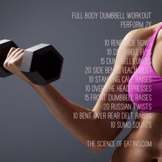 Training with dumbbells provide an inexpensive home workout and a variety of advantages, some practical & some physiological. Without a doubt, dumbbells are a good addition to your routine.