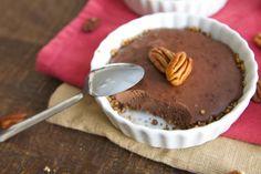 Sweetened with Honey: Raw Chocolate Pie