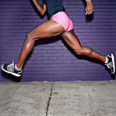 Slim your thighs and make your legs your best asset yet with these five moves that target your quads, hamstrings and calves. Do this quick and effective workout at home for some seriously toned legs. Add this lower body cardio strength workout into your weekly workout routine to see great results.