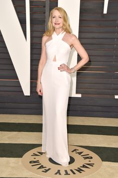 See What Everyone Wore to the Oscars After Parties  - ELLE.com - PATRICIA CLARKSON