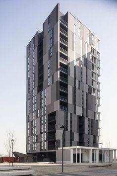 Housing sociale Cascina merlata Milano Stefano Tropea