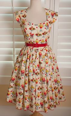 Bernie Dexter Sundae Dress
