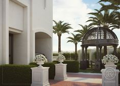 #qatar #landscaping #design #gazebo #classic #doha Landscaping Las Vegas, Villa Plan, Exterior House Colors, Landscape Design, Classic Style, Gazebo, Art Deco, Patio, Mansions
