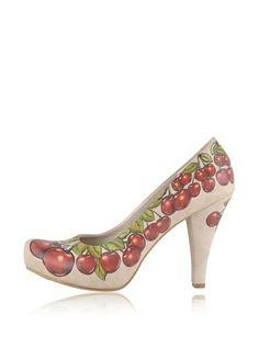 "Dogo Damen Higheels ""Cherry Cherry"" Design mehrfarbig DOGO SHOES, http://www.amazon.de/dp/B00C3GC1II/ref=cm_sw_r_pi_dp_rNaltb1GTJX66"