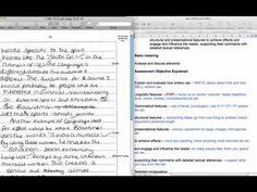 Aqa English Literature A Level Coursework Examples Of Onomatopoeia - image 6