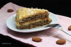 Room Seven Left: Swedish almond cake (IKEA)