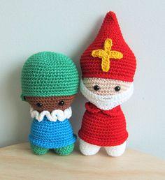 Haakpatroon Sint en Piet