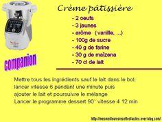 Lemon Cream: lemon curd to companion - My Best Easy Recipes Source by Lemon Cream, Lemon Curd, Creme Patissiere Companion, Fun Easy Recipes, Easy Meals, Prep & Cook, French Cake, Cake Factory, No Cook Desserts