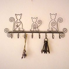 Wire cats: