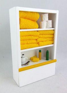 US $14.00 New in Dolls & Bears, Dolls' Miniatures & Houses, Bathroom