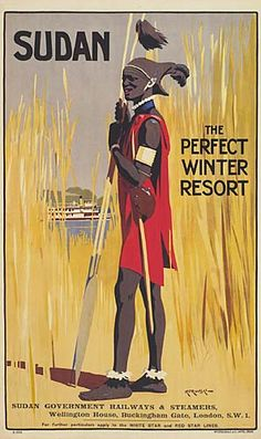 Sudan, the perfect winter resort - 1935 -