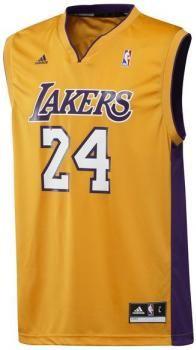 $71 Camiseta de hombre Los Ángeles Lakers Adidas