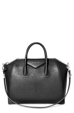 b4804df239 Givenchy  Medium Antigona  Sugar Leather Satchel available at  Nordstrom Satchel  Purse