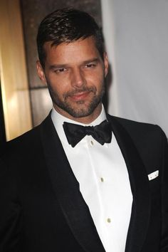 Ricky Martin...yes, you came out of the closet, but I can still dream!  A beautiful man, inside and out...