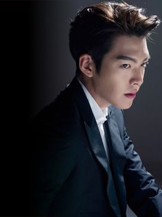 Kim Woo Bin Covers Issue No. 984 Of Cine21 | Couch Kimchi