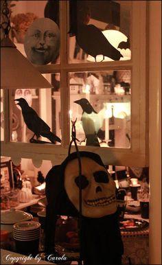 velas en halloween..y más