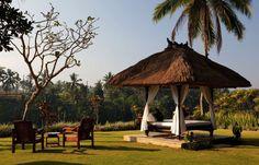 Tropical resort in Bali