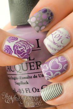 120911 NOTD Purple and Grey Skittles IMG 0593 490x735 NOTD: Purple and Grey Skittles