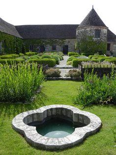 Jardin du Bois Richeux France