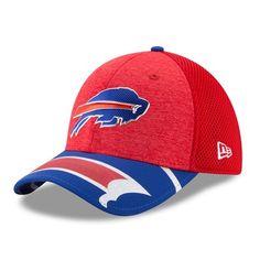 fd571874670 Buffalo Bills New Era 39THIRTY Draft 2017 Stretch Fit Cap  Presenting the NFL  New Era