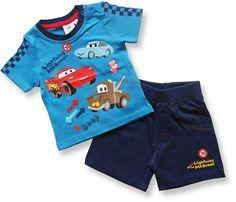 2dielny letný set pre bábätká - CARS :) http://www.milinko-oblecenie.sk/kojenecke-komplety-2/ #kojeneckeoblecenie #oblecenieprebabatka