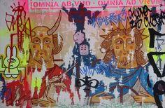 La extraña pareja y el robo del unicornioAcrílico sobre MDF 50 x 33 cm, Curro Gómez