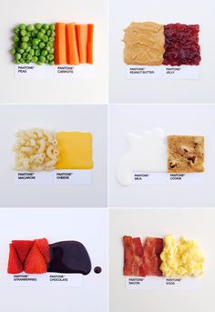 These pantone pairings by David Schwen are amazing.  Check out his website (www.dschwen.com)