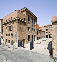 29 lofts dans une ancienne distillerie � Barcelone
