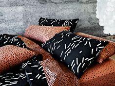 Kip & Co | Bright boutique bedding!