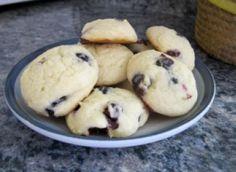 My Blueberry Drop Cookie Recipe
