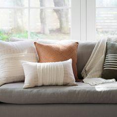 Santa Clara Neutral Pillow