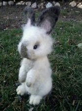 Needle Felting with Cotton And Wool