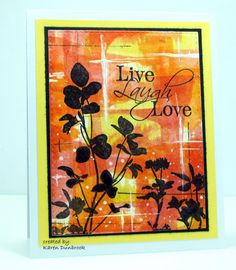 TLC640, Warmth of the Sun by k dunbrook - Cards and Paper Crafts at Splitcoaststampers