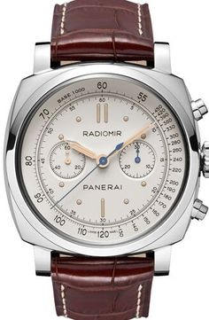 Panerai Radiomir 1940 Cronografo Platino reloj