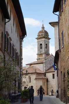 San Quirico d'Orcia #Toskana #Italien #italy #tuscany Reisebericht auf Reiseblog ReiseSpatz.de