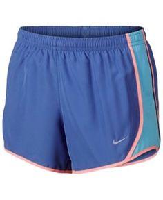 Nike Dry Tempo Running Shorts, Big Girls (7-16) - Blue XL