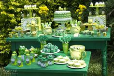 Frog ´s Party | CatchMyParty.com