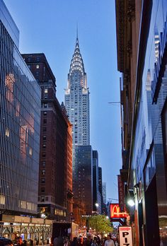 East 42nd by JMS2, via Flickr