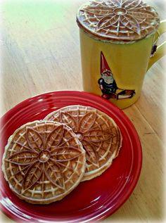 Stroopwafels- Dutch Caramel Filled Cookie - Craftster.org