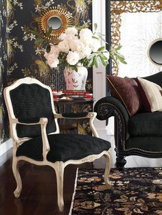 The beautiful Fiorita Chair - Thomasville Furniture