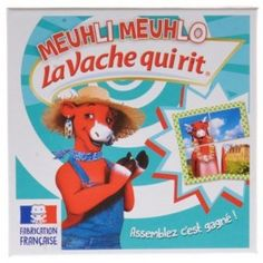 Jeu Meuhli Meuhlo La Vache qui rit