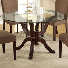 25d0b18481f Medford 5 Piece Table   Chair Set - Belfort Furniture - Dining 5 Piece Set  Washington DC