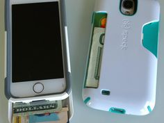 One to carry it all: When your smartphone case is also your wallet - CNET